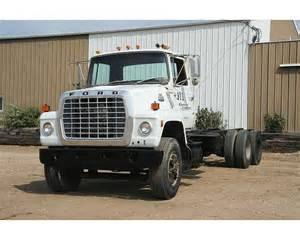 Ford Heavy Duty 1984 Ford F 800 Heavy Duty Cab Chassis Truck For Sale