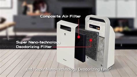 panasonic air purifier  pxja youtube