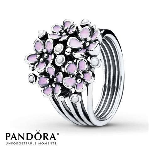 Pandora Enamel Charms 4petal Flower P 564 pandora ring pink enamel sterling silver bracelets shopping and pandora jewelry