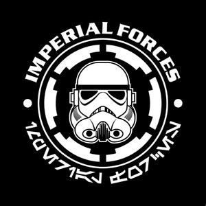 Tshirt Imperial Forces Logo wars stormtrooper imperial cog helmet t shirt all sizes last jedi ebay