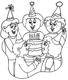 Family Coloring Page Pages 4 sketch template