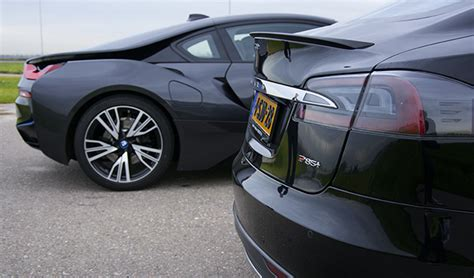 Bmw Tesla Charged Evs German Automakers Still Planning To
