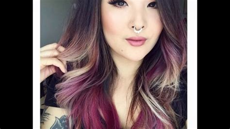 cortes de pelo y colores 2017 hair 2017 colores de cabello y hair pelo 2017 2018