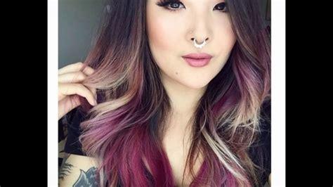 tendencias coorte de pelo verano 2017 hair 2017 colores de cabello y hair pelo 2017 2018