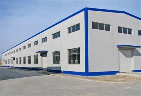 Shed Factory by Prefabricated Steel Factory Shed Havit Steel Structure Prefab Steel Building Steel Warehouse