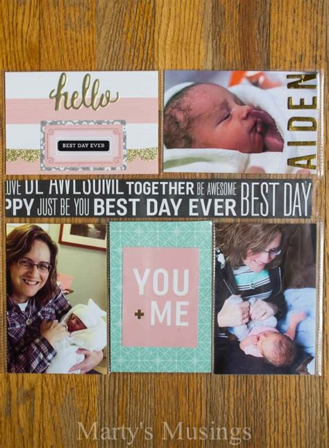 Easy Family easy family scrapbook ideas