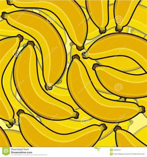 wallpaper banana cartoon banana cartoon background stock vector illustration of