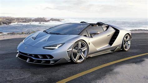 How Expensive Are Lamborghinis Lamborghini Centenario Roadster It Most And