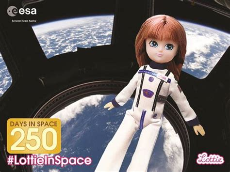 lottie doll tim peake wow donegal doll spends 250 days in space donegal daily