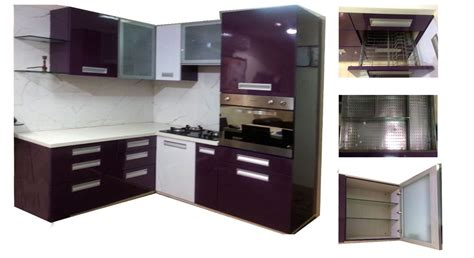kitchen cabinet set get modern complete home interior with 20 years durability