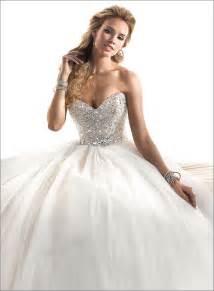princess wedding dress with diamonds sang maestro