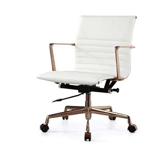 White Office Desk Chair Office Chairs Buying Office Chairs Modern Innovative Office Chairs Design With Back