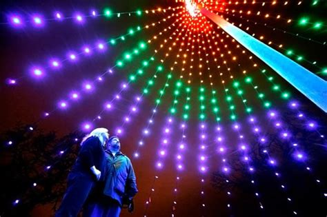 olin turville park lights the week in pictures 16 december 2011 telegraph