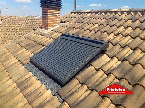 persianas velux prietolux ventanas de tejados velux en madrid empresa