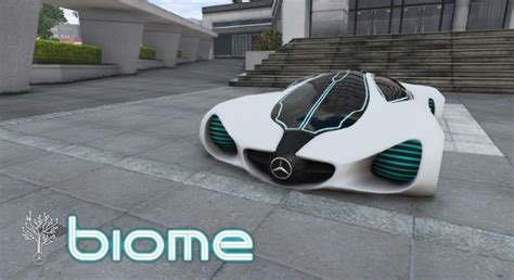 mercedes biome inside gta 5 mercedes biome concept mod gtainside com