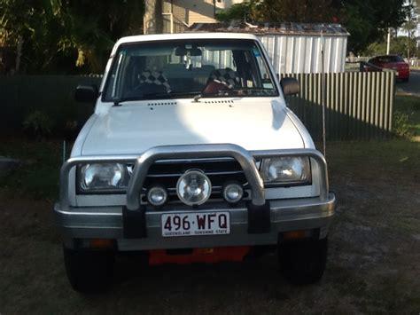 daihatsu delta 4x4 1996 daihatsu delta car sales qld brisbane 2945466