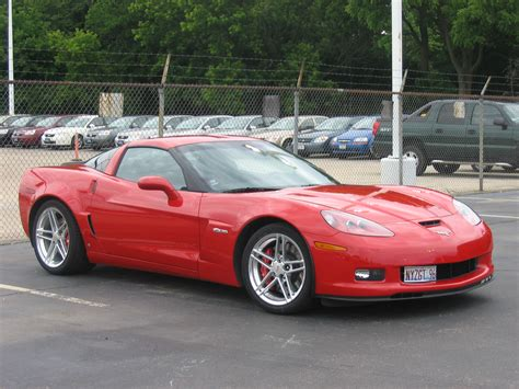 2006 corvette c6 2006 chevrolet corvette c6 coupe pictures information