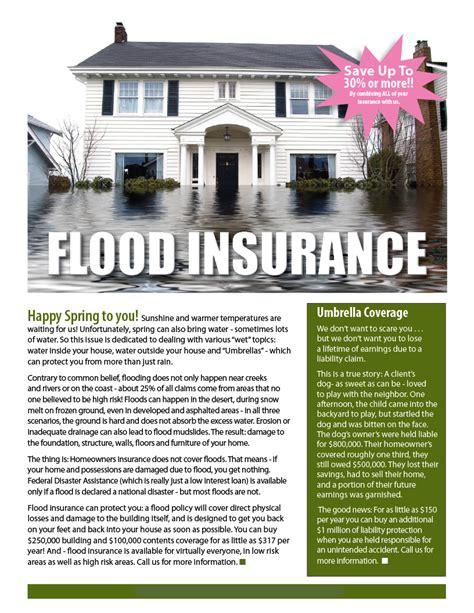 Insurance Newsletter Insurance Recruiting Newsletter Sles Wilson Printing Wilson Printing