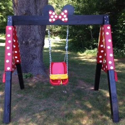 minnie swing neat disney ideas
