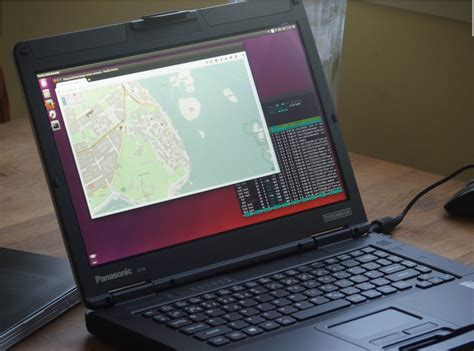 rugged linux laptop squaremotion ultimate linux laptop cf 54