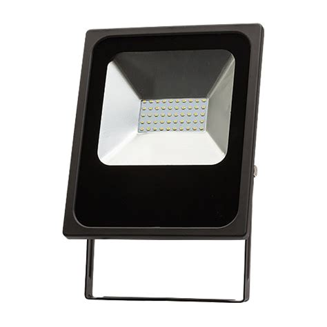 Lu Led Ip65 led slim floodlight ip65 50w 6400k 90 260v ac ultralux