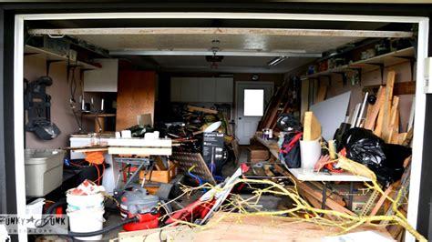 hacks thatll   messy garage  organized