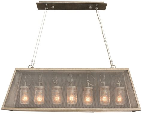 Country Light Fixtures Kalco 500060ci Highland Retro Country Iron Island Light Fixture Kal 500060ci