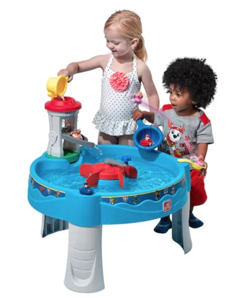 step2 duck pond water table kohls step2 paw patrol water table or step2 duck frog pond
