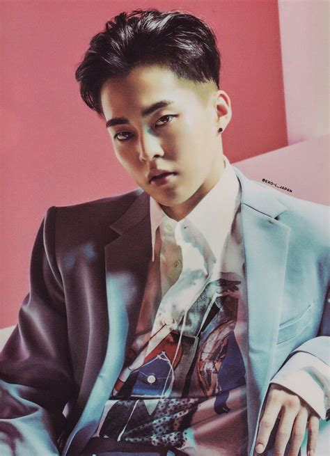 exo japan album k2nblog scan xiumin exo japan 1st album quot countdown quot exo