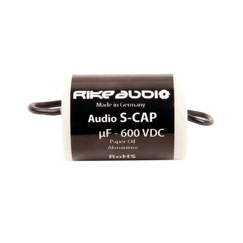 rike audio capacitors rike audio s cap paper capacitor 0 22 181 f audiophonics