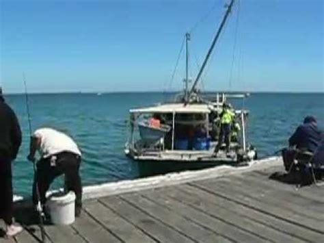 portarlington pier boat mooring victoria youtube - Boat Mooring Portarlington