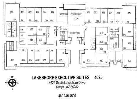 lakeshore floor plan lakeshore executive suites tempe arizona