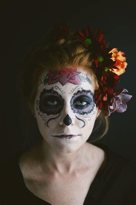 makeup dia dia de los muertos makeup say yes