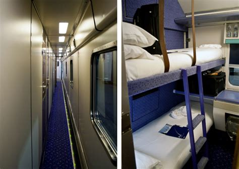 Caledonian Sleeper Berth by The Caledonian Sleeper A On The Rails On The Luce