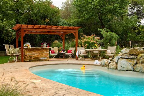 Luxury Backyard Designs Pergolas Country Lane Gazebos