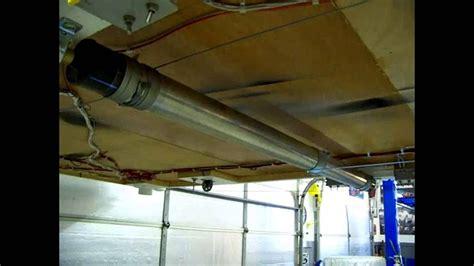 lowering ho slot car track   stored  garage