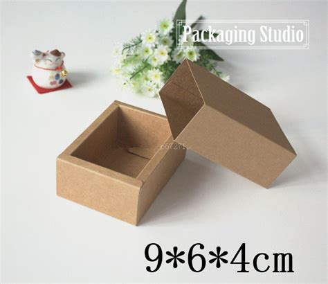 Boxes For Handmade Soap - aliexpress buy small kraft drawer box handmade soap