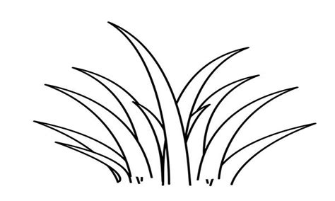 plant green grass coloring pages print coloring