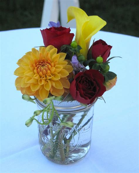 simple flower arrangements simple flower arrangements colors orange and yellow