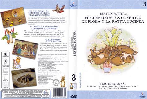 serie beatrix potter cuentos 8448819101 car 225 tula caratula de el mundo de beatrix potter 3 el cuento de los conejitos de flora