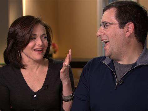 adele goldberg biography dave goldberg husband to facebook executive sheryl