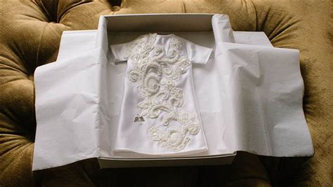 Baju Bayi Pramatang gowns persalinan terakhir bayi menuju abadi mynewshub