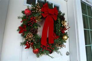 how to make a quot gourmet quot homemade christmas wreath simple
