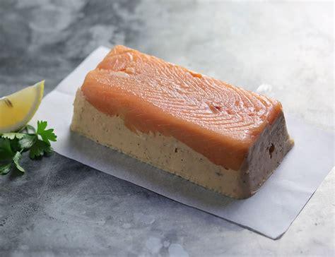 smoked salmon terrine recipe smoked salmon terrine organic inverawe 350g abel cole