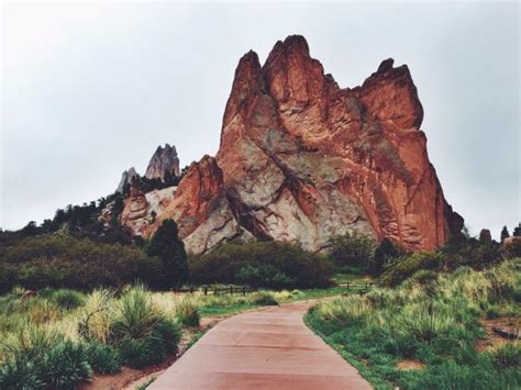 Garden Of The Gods Best Trails 25 Best Ideas About Colorado Hiking On