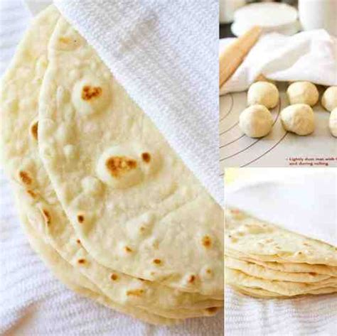 Handmade Tortilla Recipe - tortilla recipe do it yourself ideas