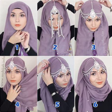 tutorial hijab ega d academy best 25 hijab styles ideas on pinterest style hijab