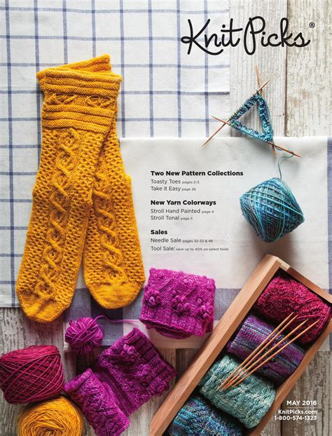 knit picks knit picks may 2016 catalog preview by crafts americana