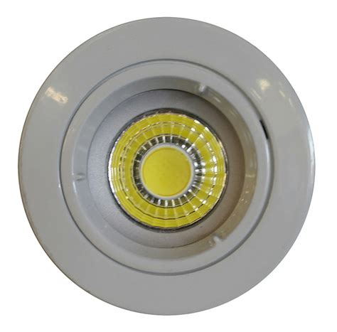 Lu Downlight 10 Watt 9 watt gu10 recessed cob led dimmable downlight kit cool