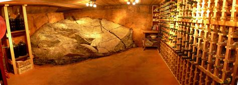 what are basement rocks wine cellar